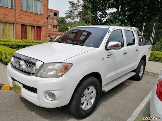 Toyota Hilux Hilux 4x4 2.5