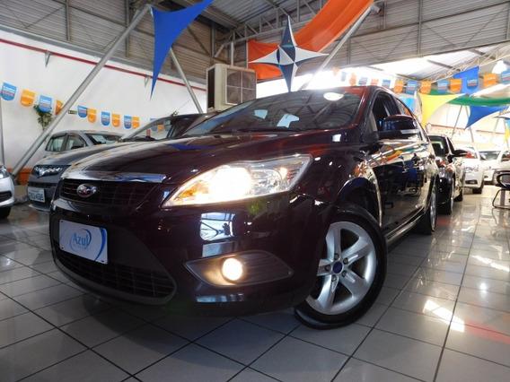 Ford Focus 1.6 Glx 16v Flex 4p Manual 2011/2012