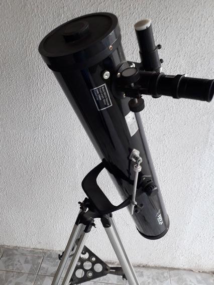 Telescopio Toya 900mm Diam 114mm Completo Com Tripé