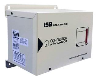 Corrector Voltaje Sola Basic 4kva / 4000va 15-81-120-4000