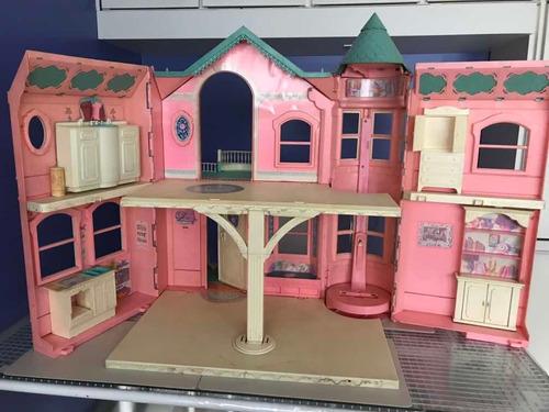 Casa Mansión De Barbie, Artículo Usado En Buen Estado.