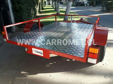 Carro De Arrastre 2018 , Marca Carromet