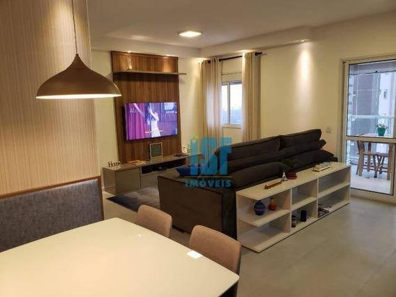 Apartamento Com 2 Dormitórios À Venda, 82 M² Por R$ 738.000 - Vila São Francisco - Osasco/sp - Ap22589. - Ap22589