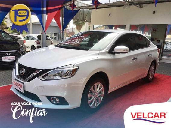 Nissan Sentra S 2.0 16v-cvt 4p 2019