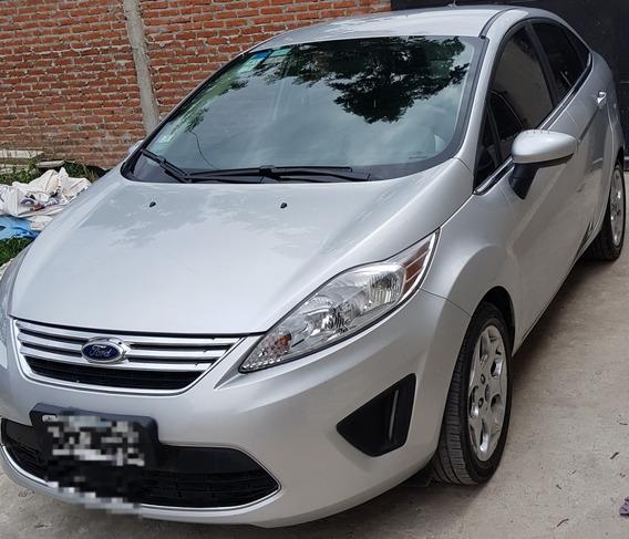Ford Fiesta Kinetic Desing Trend