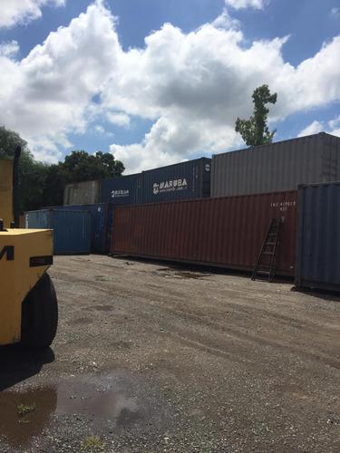 Containers Marítimos Contenedores 40 Nacionalizados 20
