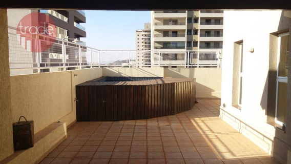 Cobertura Residencial Para Locação, Jardim Paulista, Ribeirão Preto. - Co0103