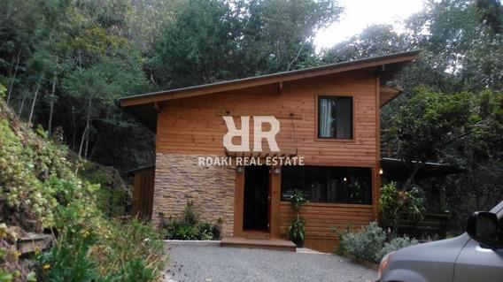 Cabaña En Quintas Del Bosque - Ru0091