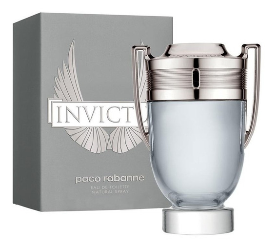 Paco Rabanne - Invictus - 100ml Importado