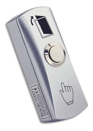 Botón Pulsador Para Solicitud De Salida Abk-805 -12 Cuotas