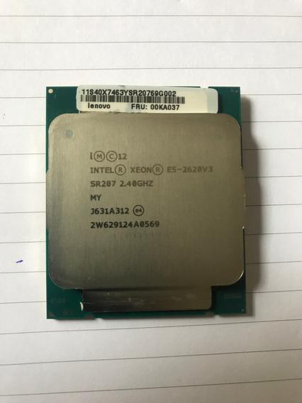 Intel - Processador E5 2620 V3