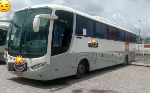 Ônibus Comil Campione M.benz 2012