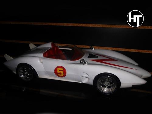 Imagen 1 de 6 de Speed Racer, Meteoro, Mach 5, Carro, Con Sonidos, De Plastic