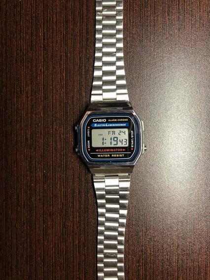 Reloj Casio Vintage A168