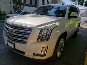 Cadillac Escalade 2015 Corta Impecable!!!