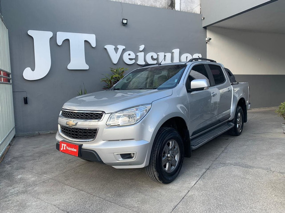 Chevrolet S10 2.4 Lt 4x2 Cd 8v Flex 4p Manual