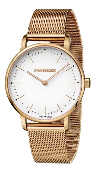 Reloj Wenger Urban Classic 01.721.113 35mm *jcvboutique*
