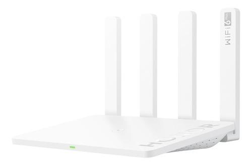 Honor Router 3 Wi-fi 6 Plus 3000mbps 100v/240v 128mb Dram.