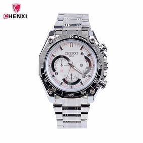 Relógio Masculino Luxo Casual Chenxi Elegante Promoção