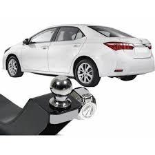 Engate Carrreta Reboque Honda Corolla 2018