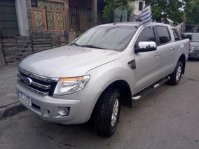 Ford Ranger Xlt 2.5¡¡ 2012 Extra Full Nafta ¡¡¡ Impecable¡¡¡