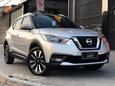 Nissan Kicks 1.6 Sv Cvt (flex) Flex Cvt