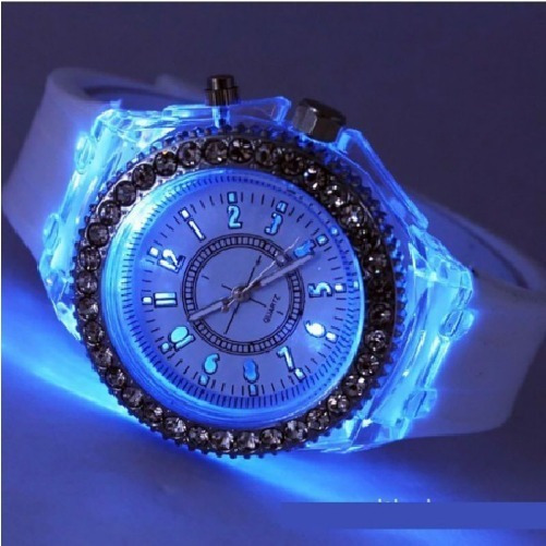 Relógio Masculino Retro Iluminação Led