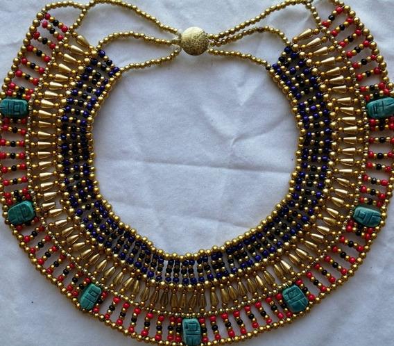 Colar Cleópatra, Do Egito