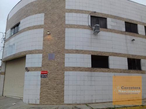 Loja Para Alugar, 233 M² Por R$ 3.300,00/mês - Jardim Altos De Santana Ii - Jacareí/sp - Lo0015