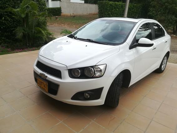 Chevrolet Sonic Lt Sedan 2013