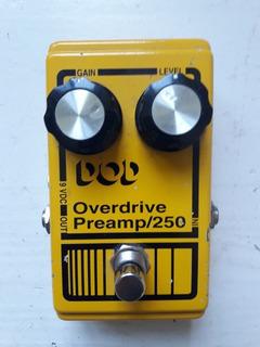 Pedal De Efecto D O D Overdrive Preamp / 250 - Permuto !!