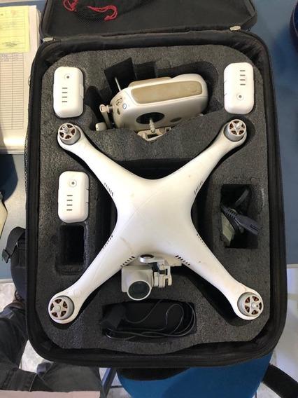 Drone Phantom 3 - Advanced - Retirada De Peças