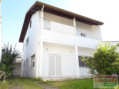 Sobrado Para Venda Em Peruíbe, Jardim Peruibe, 4 Dormitórios, 2 Banheiros, 5 Vagas - 2685_2-719834