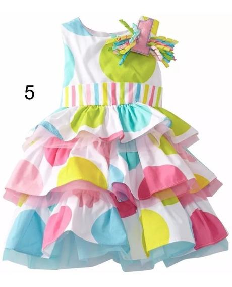 c788fe4f160c Vestido De Niña Fucsia Marca Baby Fresh Antialergico Gef - Ropa y ...