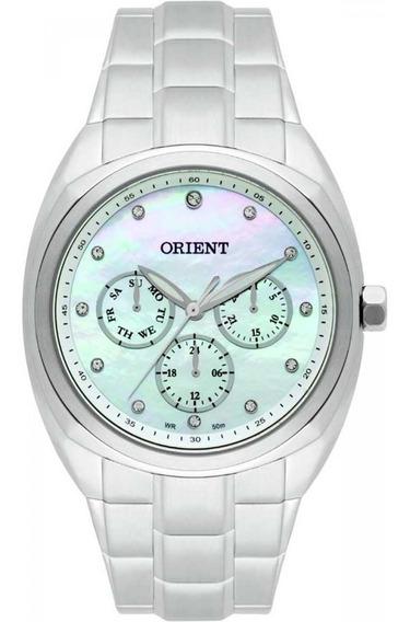 Relógio Orient Feminino Quartz Tamanho Médio Fbssm027 A1sx
