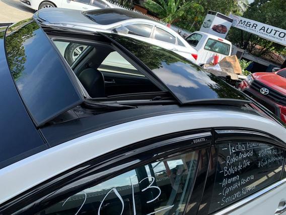 Hyundai Sonata Y20 Techo Panoramico
