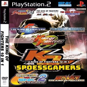 The King Of Fighters 10 In 1 Ps2 Patch