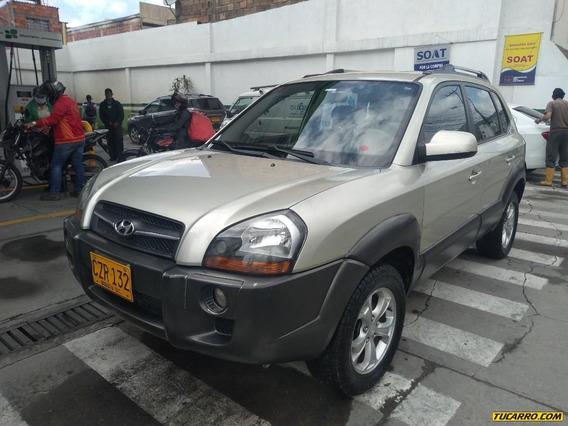Hyundai Tucson Crd 4x4