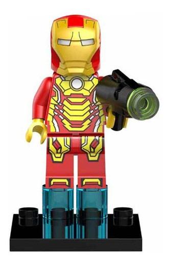 Iron Man Avengers Building Blocks Toys Figure