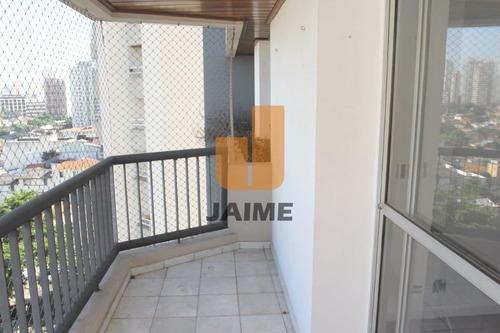 Apartamento Na Vila Pompeia  - Pe8833