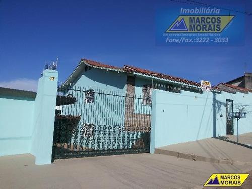 Casa Para Alugar, 700 M² Por R$ 3.900,00 - Jardim Maria Eugênia - Sorocaba/sp - Ca1853