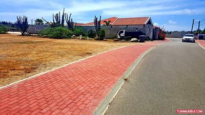 Terreno En Venta Noord Aruba Codigo 18-19