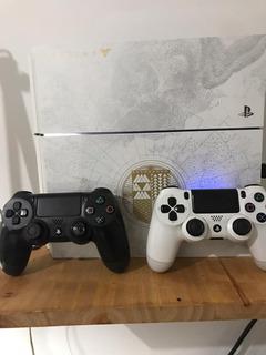 Vendo Ps4 Destiny Edition + 2 Joysticks + 11 Juegos