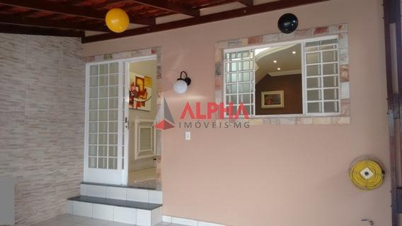 Casa Com 4 Quartos Para Comprar No Jardim Riacho Das Pedras Em Contagem/mg - 4136