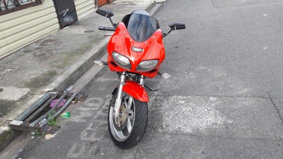 Suzuki Sv650s K1