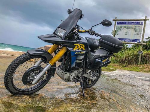 Suzuki Dr 800 S Escapes Esportivos!