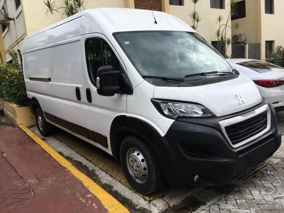 Van Peugeot Boxer 2016, Nueva