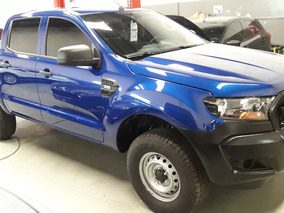 Ford Ranger 4x4 Xl 2018 0 Km 2