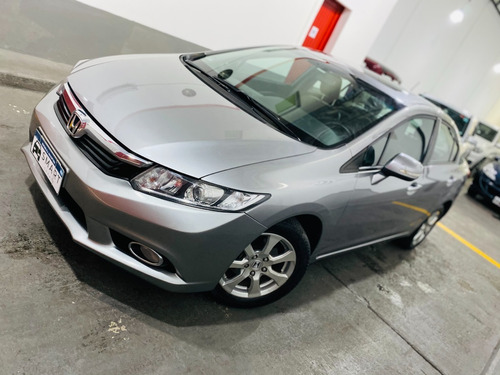 Honda Civic Exs At 2012 Linea Nueva Full Smart Garage Vende!