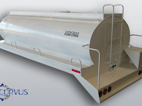 Tanque Pipa 10000 Litros Para Agua 10m3